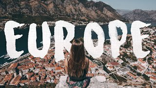 How to TRAVEL EUROPE on a BUDGET in 2020!