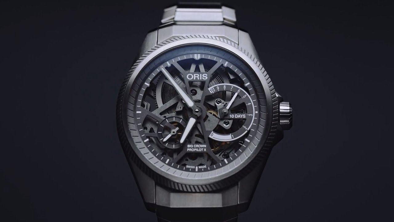 Oris Big Crown ProPilot X Calibre 115: A Watch for All Time (2019)