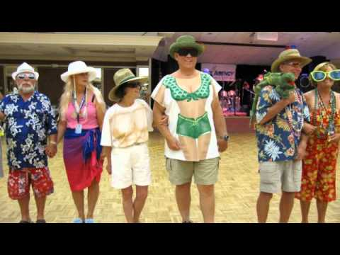 Beach Party Dance at Victoria Palms RV Resort in Donna Texas