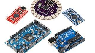 видео Плата Arduino Mega 2560