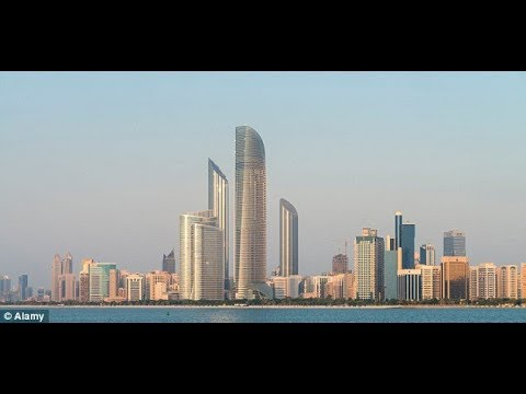 Beautiful Abu Dhabi HD Drone Footage