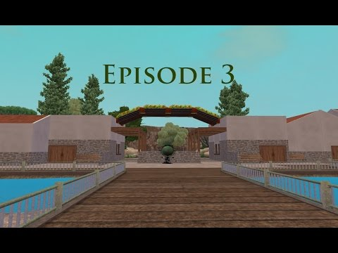 Isola di Natura: Episode 3 - Roman Villa Restaurant part I