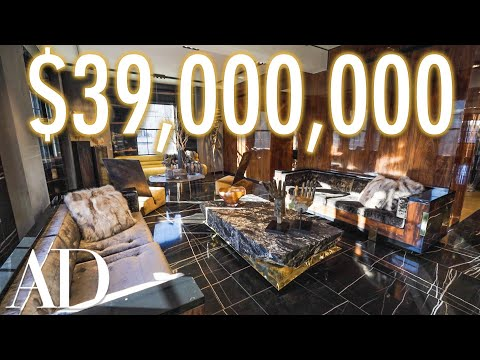 Inside A $39M Penthouse Where Central Park Is The Yard | On The Market | Architectural Digest