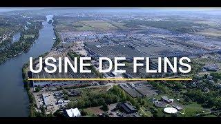 RENAULT FLINS - L'USINE EN MOUVEMENT