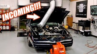 Crowd Gets NAILED By Car Parts… 1573hp Dyno Pull Gone WRONG!