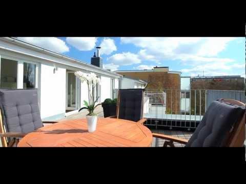 Penthouse In Hamburg-Altona: Alte Koenigstrasse