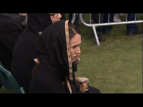 NZ Prime Minister attends Muslim call to prayer in Christchurch