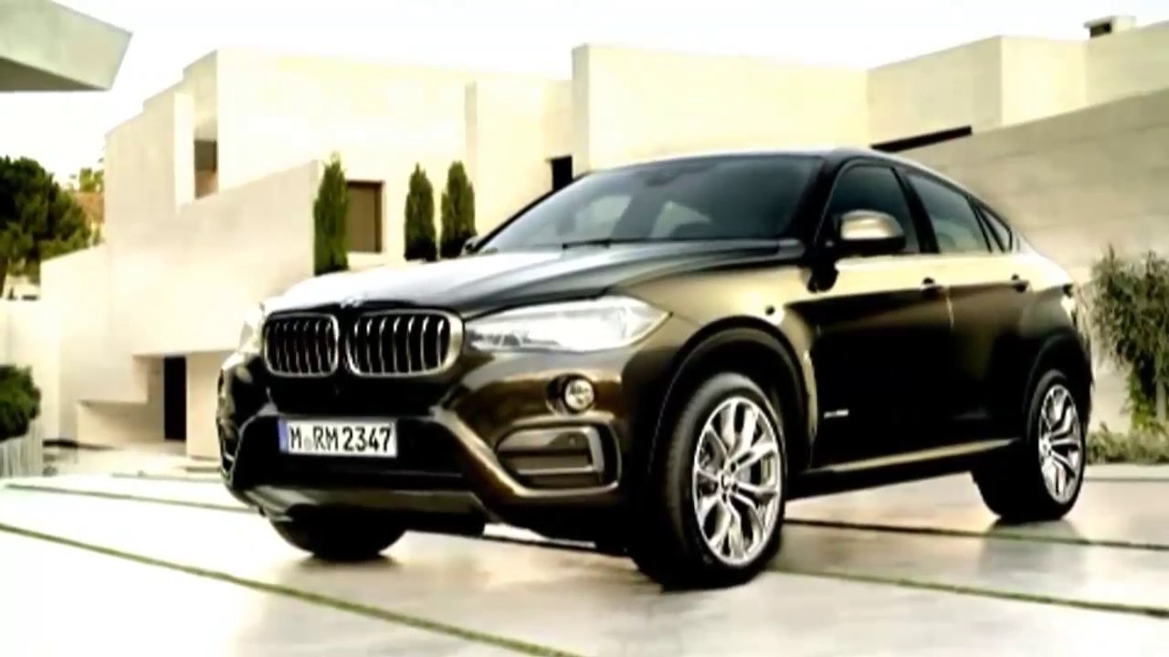 Bmw X6 2017 Suv Review Mat Watson Reviews