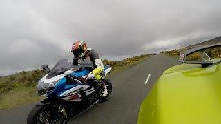 Isle of Man TT - Day 2.