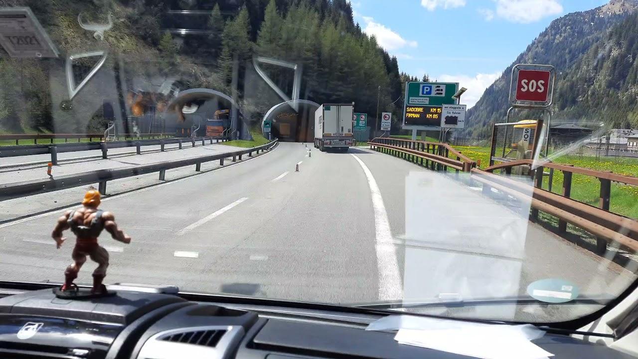 Download Einreise von Österreich nach Italien über Brenner am 26.05.2021