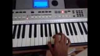krish 3 theme on keyboard