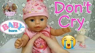 New Baby Born Soft Touch Girl Doll Review