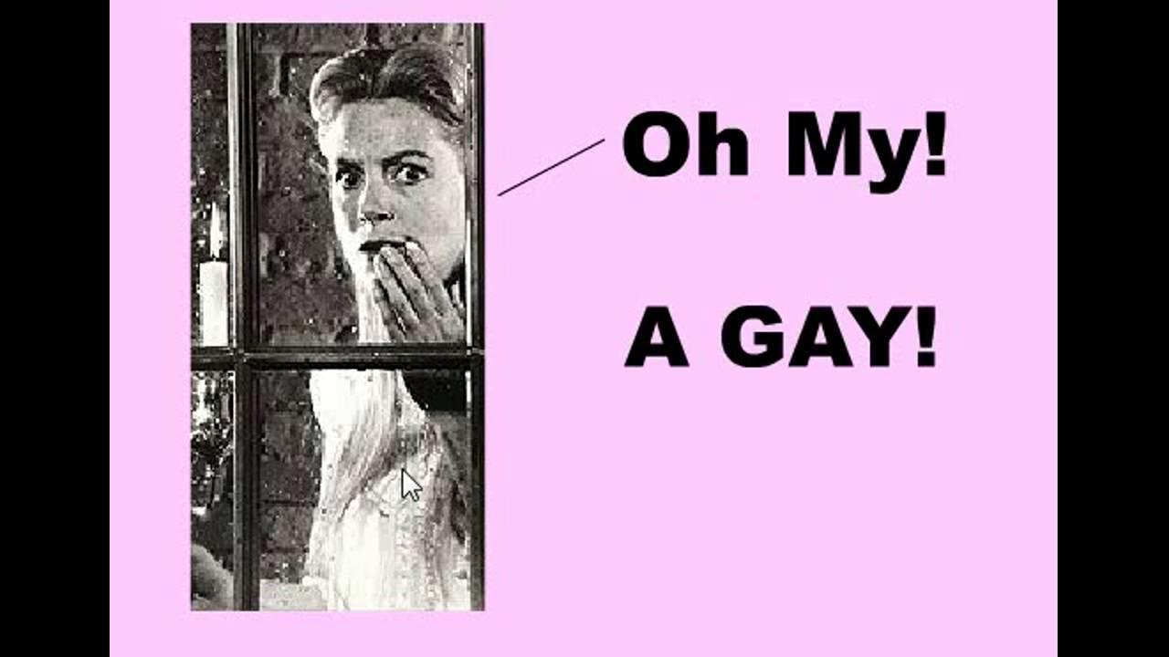 Гомосексуал тест