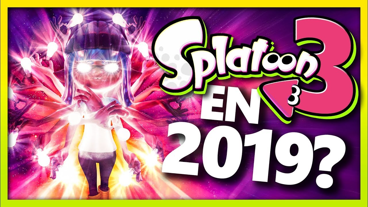 Splatoon 3 En 2019