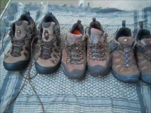 What Best Shoes For Hiking