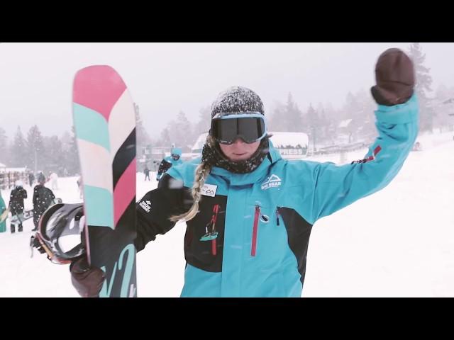 Snow Dance at Big Bear Mountain Resort