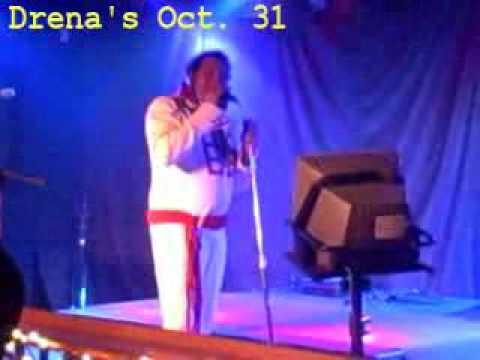 Oct. 31 Drena's Karaoke
