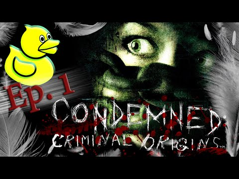 HIYAA! I've got some sweet kicks - Condemned Criminal Origins Gameplay #1: Serial Killer Mayhem