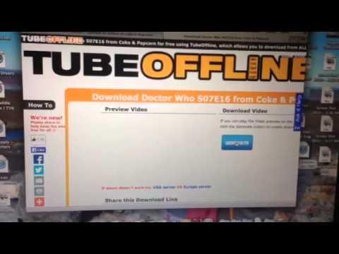 How to use tubeoffline