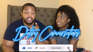 DATING CONVERSATIONS || FAMILY STUFF || YOUNG,CHRISTIAN COUPLE