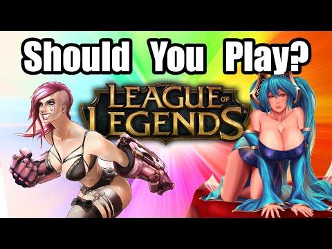 Should You Play League of Legends?
