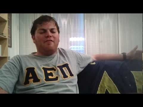 Chartering Video of the Aleph Colony of AEPi