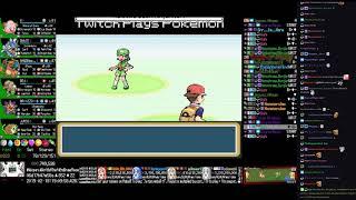 Twitch Plays Pokémon Anniversary Burning Red - Hour 162 to 163