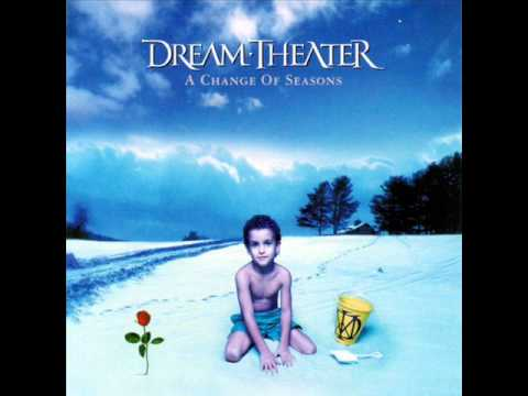 dream theater a change of seasons vii the crimson sunset