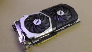 MSI GeForce GTX 1070 Quick Silver Edition 256bit 8BG RAM