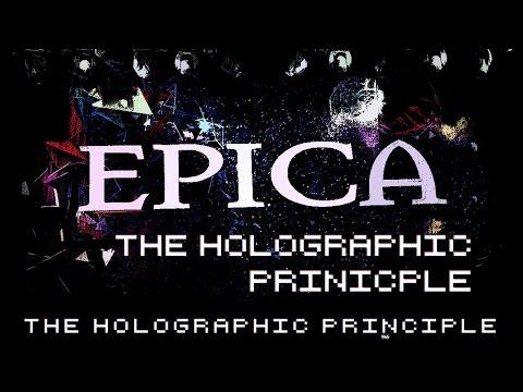 EPICA - The 8-Bit Principle (8-Bit THP Album Cover)