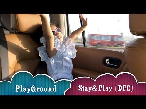 Interactive children's indoor playground in Dubai ( Stay & Play )