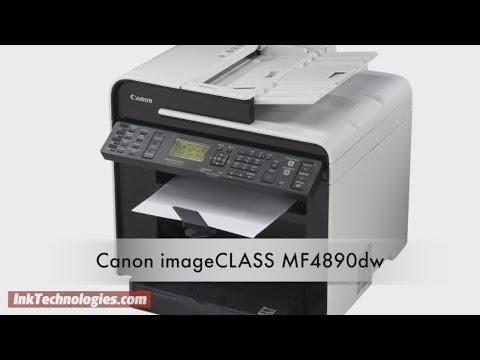 CANON IMAGECLASS MF4890DW SCANNER WINDOWS 10 DOWNLOAD DRIVER