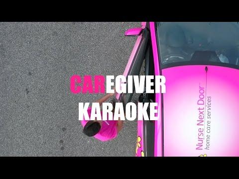 Caregiver Karaoke: A Nurse Next Door Senior Home Care Story