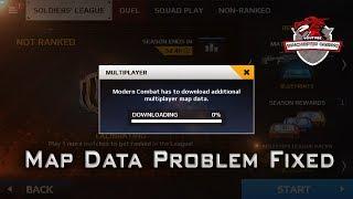 MC5 MAP DATA PROBLEM FIXED [STUCK AT 0%]