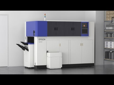 Future Co-worker? Epson's 'Compact' Paper Recycling Machine - Newsy