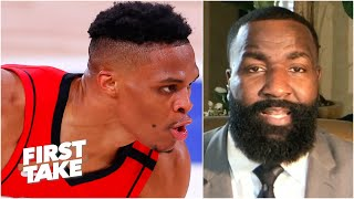 The Rockets Are The Biggest Threat To The Lakers And Clippers   Kendrick Perkins | First Take
