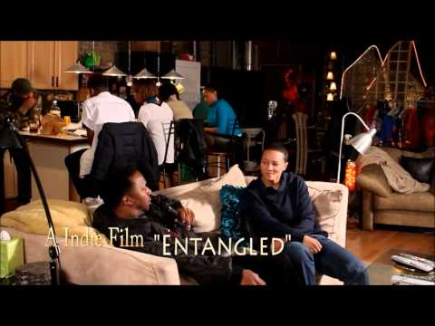 ENTANGLED THE FILM CAST INTERVIEWS HOSTED BY CINQUE TANG