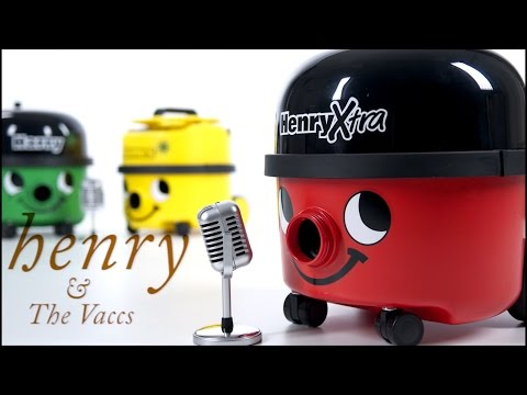 BRUNO MARS - Just The Way You Are Cover - Henry Vacuum Cleaner