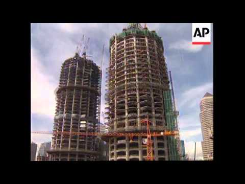 CHINA: SHANGHAI: NEW TOWER TO BE TALLEST BUILDING IN THE WORLD