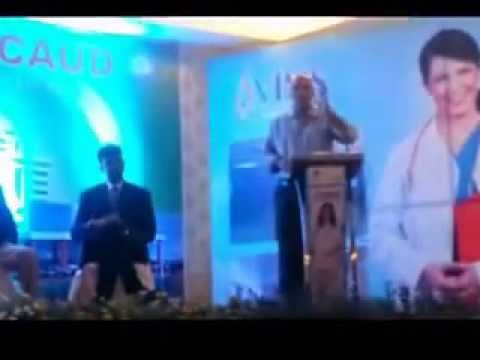 Dr. Suresh S David's Talk on Leadership Qualities at PACE 2015