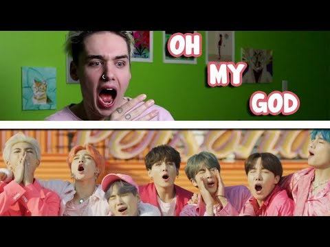 Bts Boy With Luv Ft. Halsey Reaction / Review