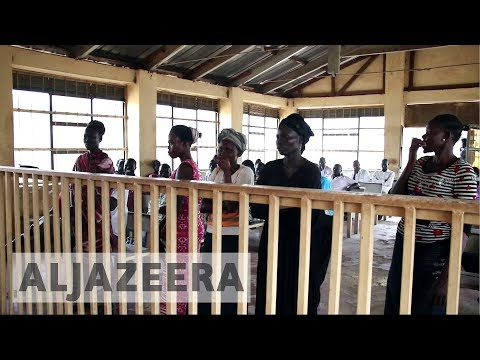 Women used as bargaining chips in South Sudan customary courts