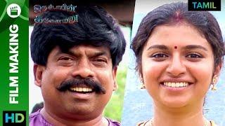 Oru Kidayin Karunai Manu Making: Raveena & Co-Stars   Eros Now South   Vidaarth   Raveena