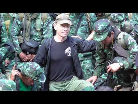 Free Burma Rangers In Karen State - Part 2 - Tau Wah Camp - Graduation Ceremony - Interviews