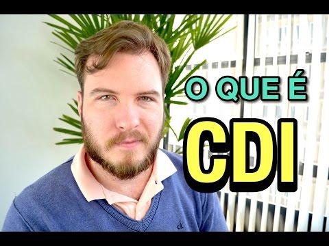 🔴 O Que é CDI? Taxa CDI? Investir em CDI? - Entenda de forma SIMPLES como funciona!