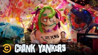 Bobby Moynihan Prank Calls a Vape Shop as Dr Penis - Crank Yankers NEW