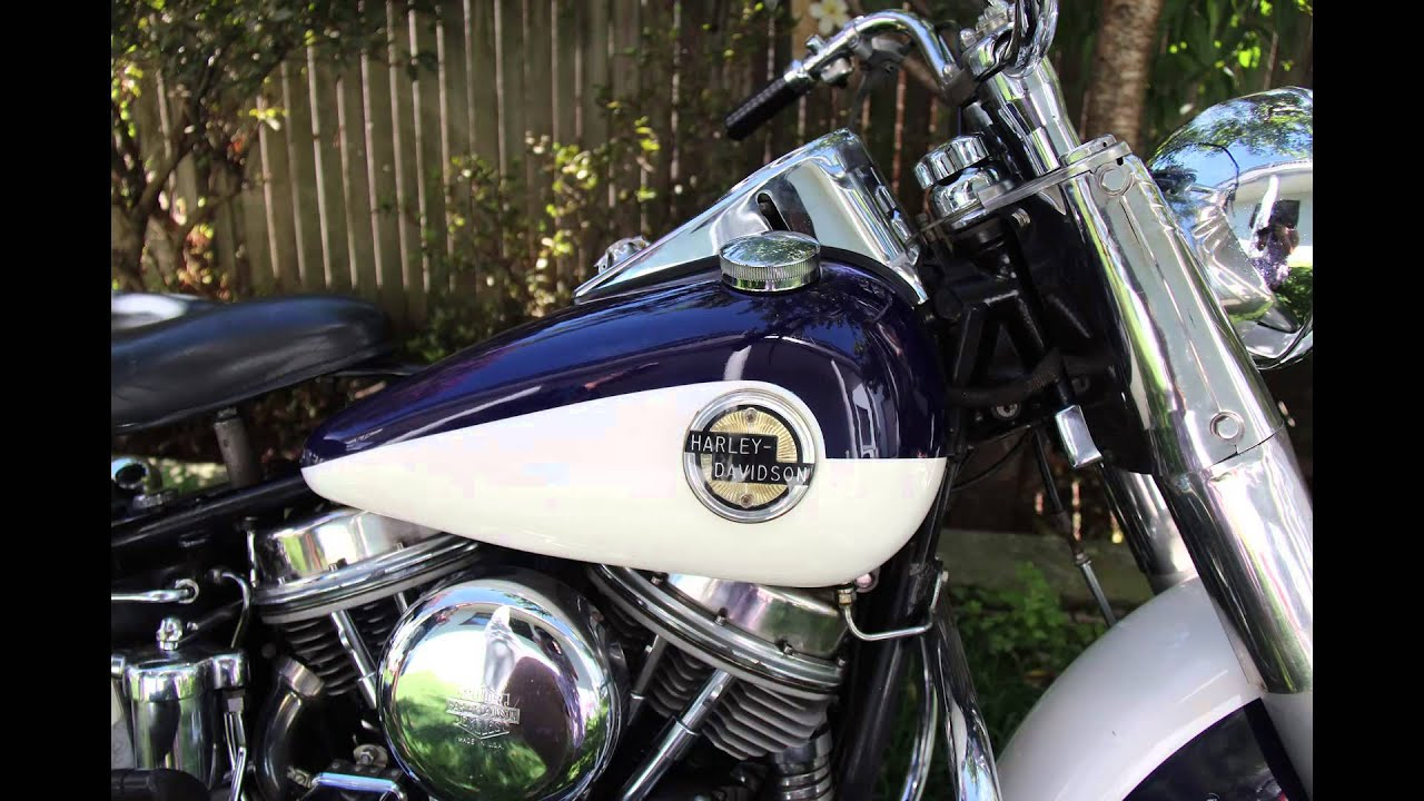 Harley Davidson Duo Glide For Sale