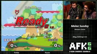 melee frotaz puff vs azusa falco winners semis at afkgg 3