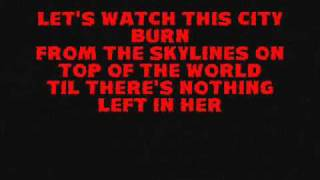 Hollywood Undead - City (Lyrics)