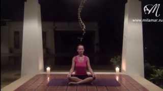 Yoga для обычных женщин - видео-урок (пятница)